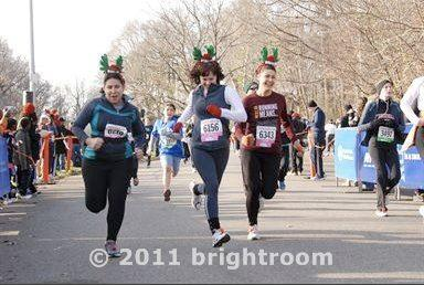 Jingle Bell Jog 2011