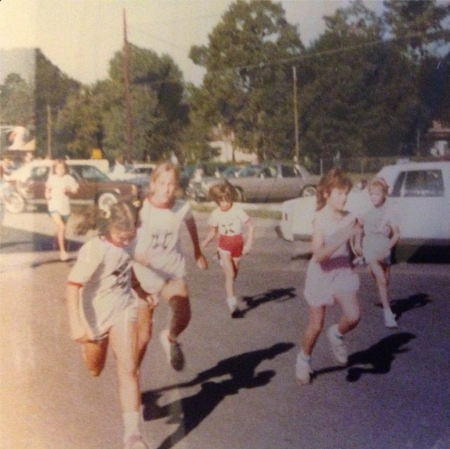 Cross-Country in First Grade