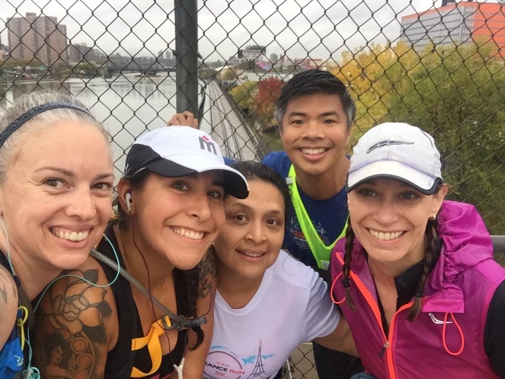 Last 10 miles run