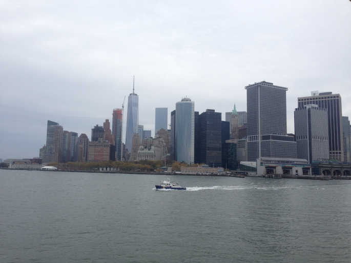 New York Harbor